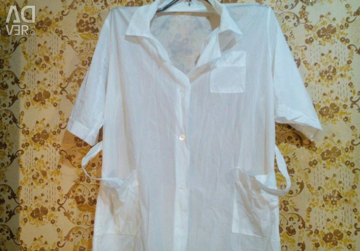 Medical gown.