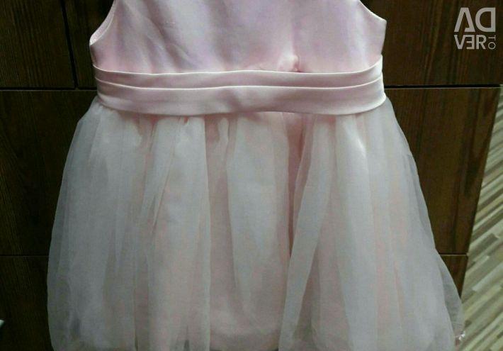 Κομψό φόρεμα 86 cm