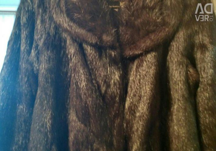 Coat of Nutria