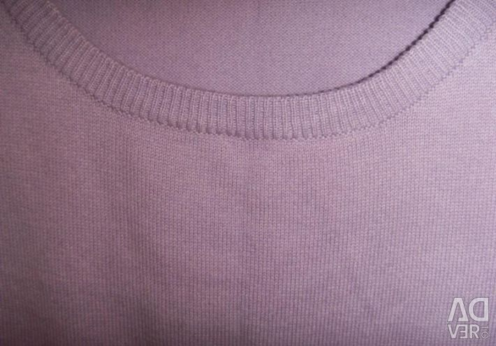 Rochie rosie tricotata noua 56 r