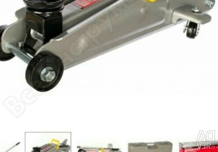 Hydraulic rolling jack MATRIX MASTER 510