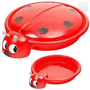 Sandbox-pool Ladybug