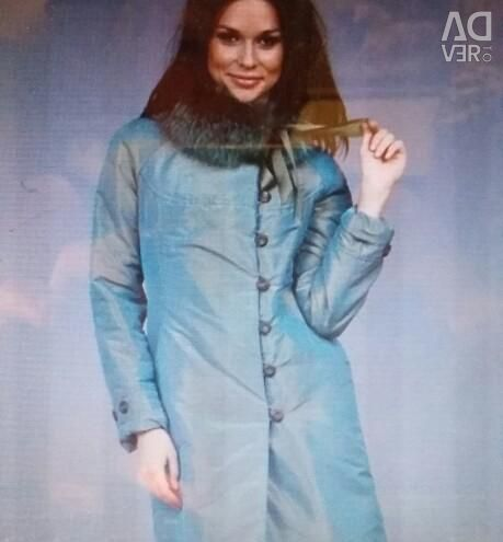 Пальто жіноче нове р.50 на Тінсулейте
