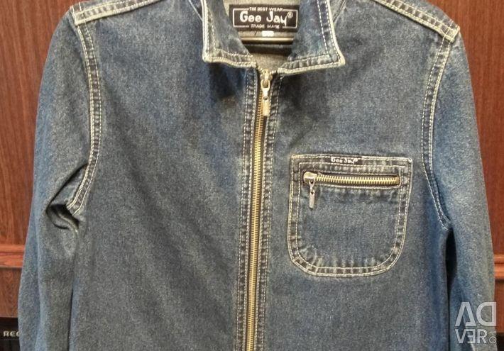 Denim shirt for the boy