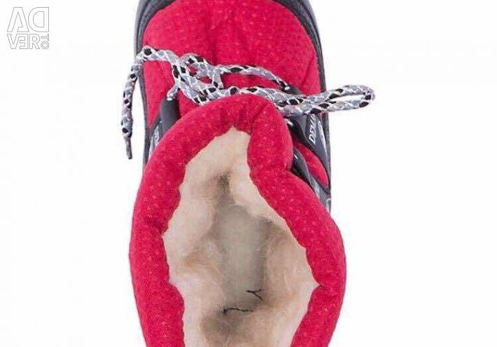 Χειμερινές μπότες-snowboot