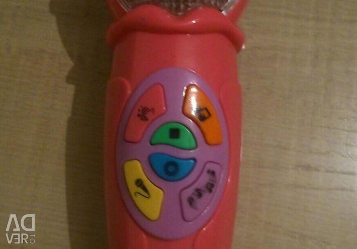 Children's microphone
