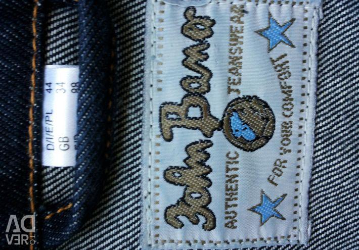 Куртка мужская джинсовая John Baner