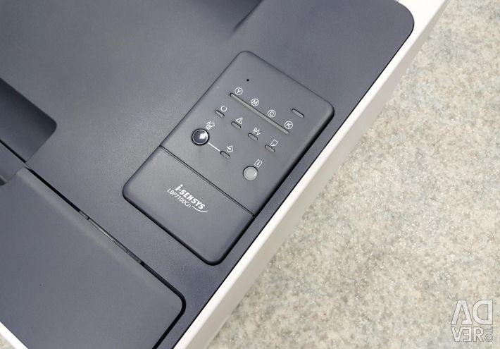 Canon i-SENSYS LBP7100Cn, έγχρωμος εκτυπωτής λέιζερ