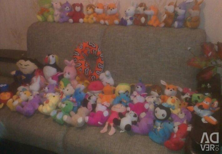 Toys (60 pcs.)