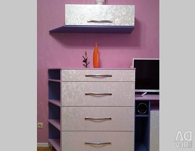Gorka. Furniture for living room. TV table.