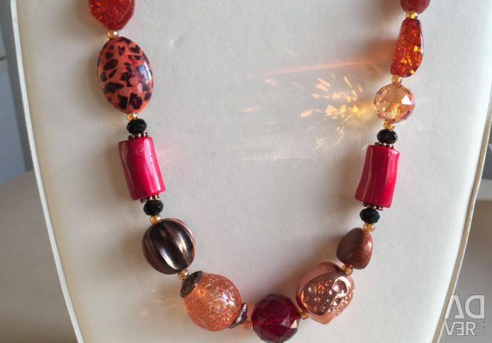 Beads NEW with tag