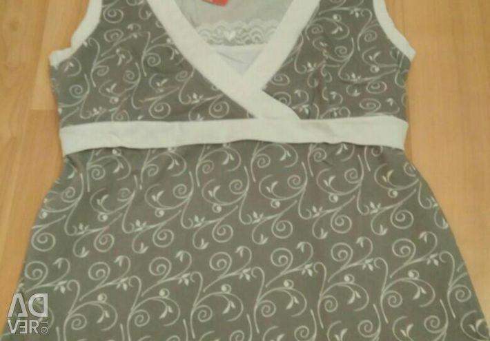 O nouă bluză tricotată.