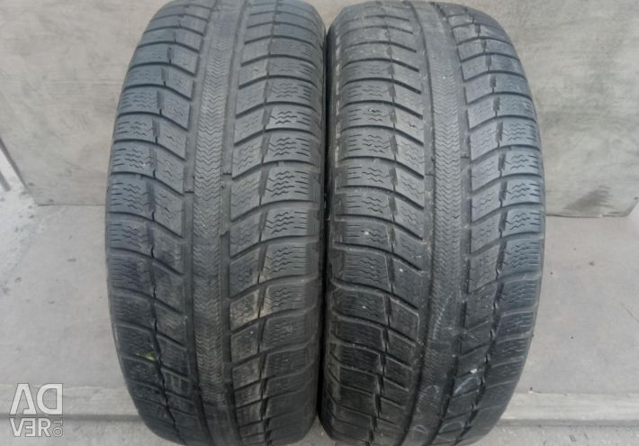 225 55 17 Michelin Primacy Alpin 3