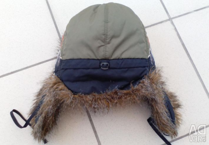 Ushanka hat up to 54