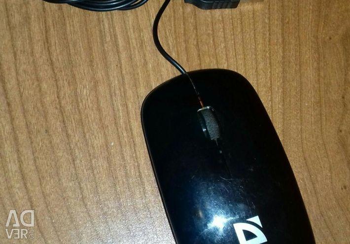 Mouse computer USB 2 kinds