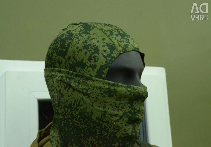 Balaclava, masca în EMP Digital Flora