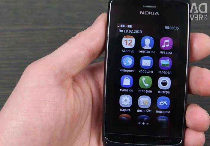 Smartphone Nokia 308