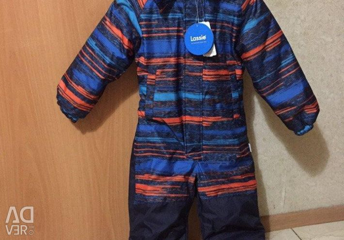 NEW Winter jumpsuit of the Finnish company Lassie