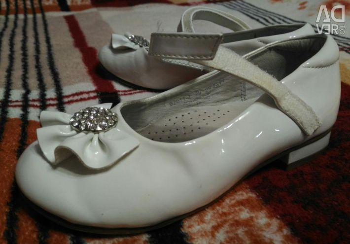 Shoes in good condition for the girl kapika