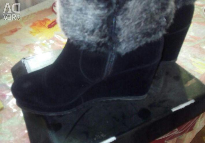 Cizme de gleznă