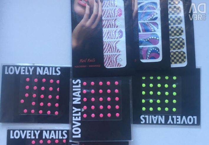 Stickers for nails