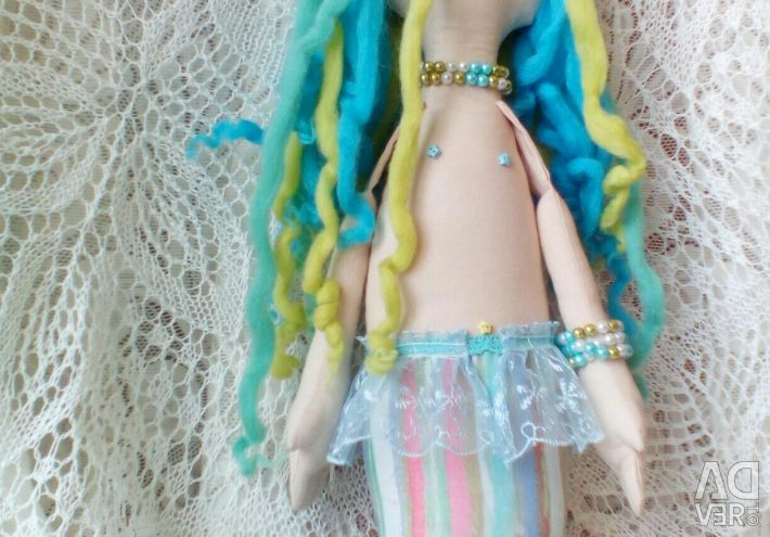 A dolly of the Mermaid.