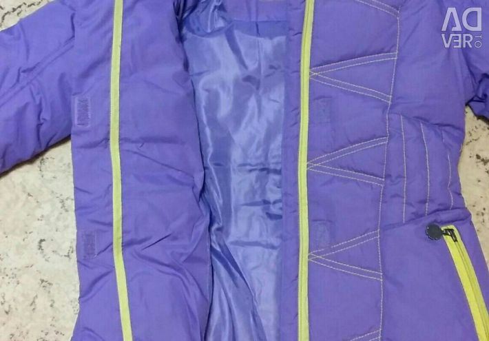 Coat / down-padded coat New winter for the girl of p128