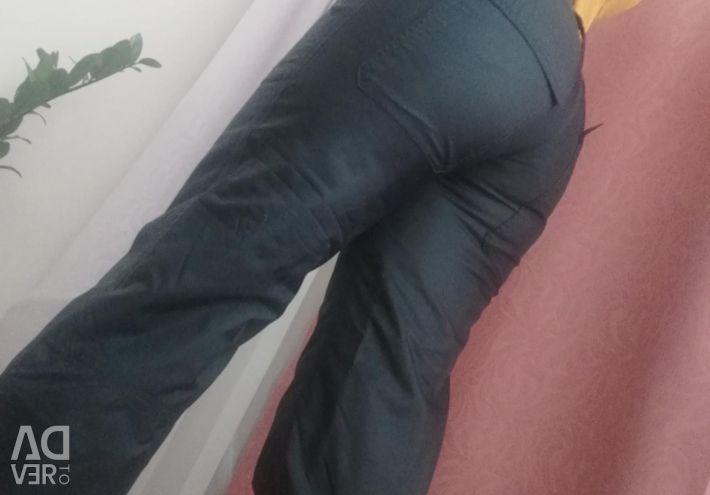 Trousers are ski