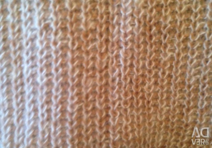 Woolen skirt
