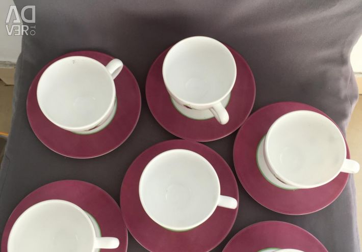 Сервиз чайный 6 персон