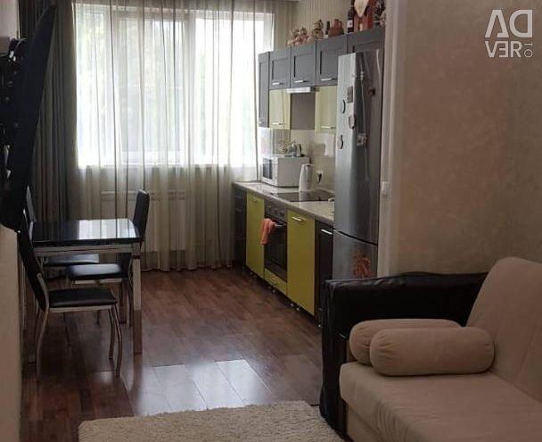 Διαμέρισμα, 2 δωμάτια, 43,5μ²