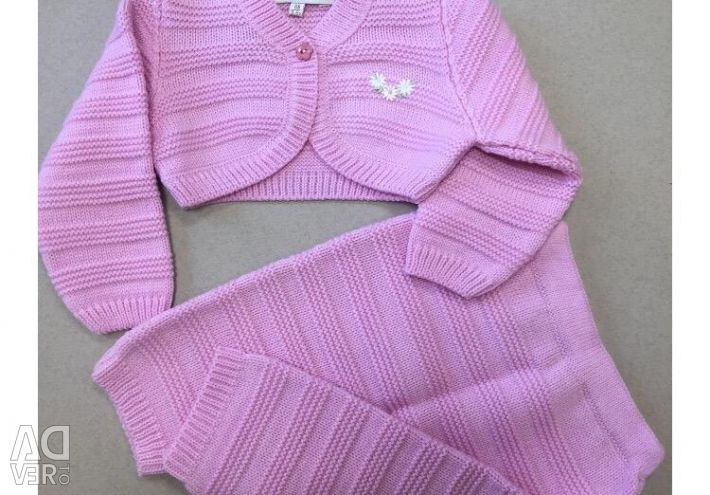 Knitted suits
