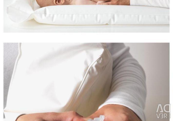 Changing bedding Ikea