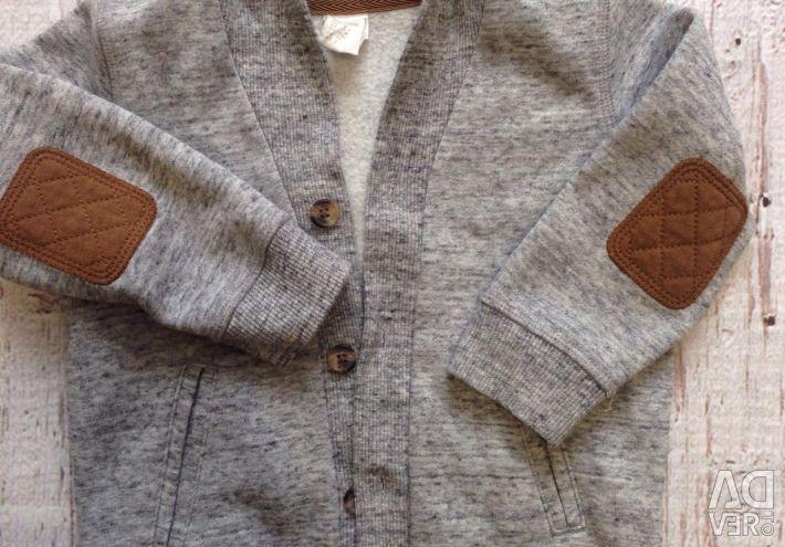 Стильный детский пиджак