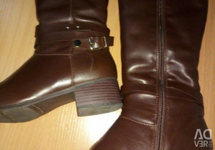 Χειμερινές μπότες., Μέγεθος: 36. ((Αγοράστηκε στο Kari.