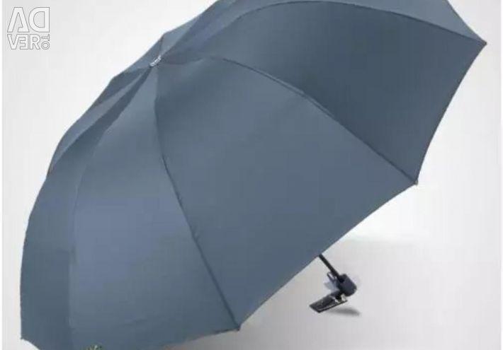 Ομπρέλα με μεγάλη διάμετρο 127 cm