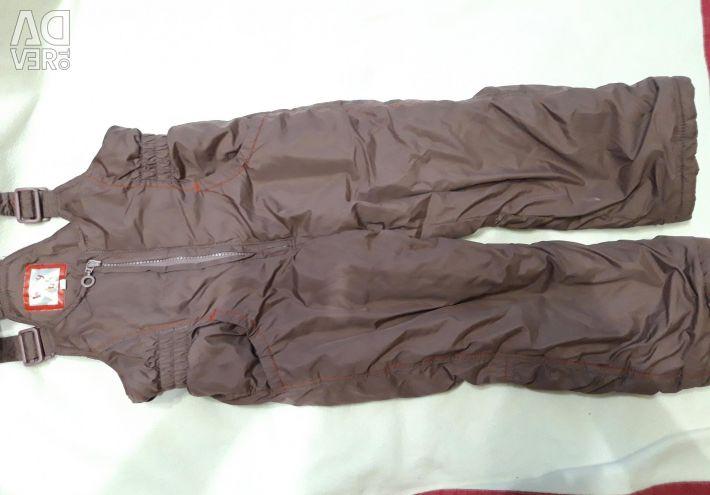 Winter overalls
