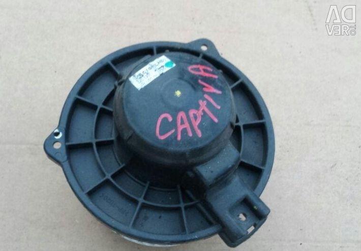 Chevrolet Captiva C100 motor sobası