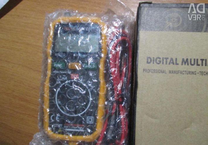 Мультиметр карманный цифровой PM8232 Новый