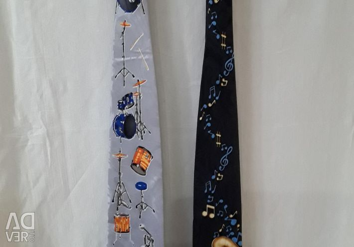 Ties, new