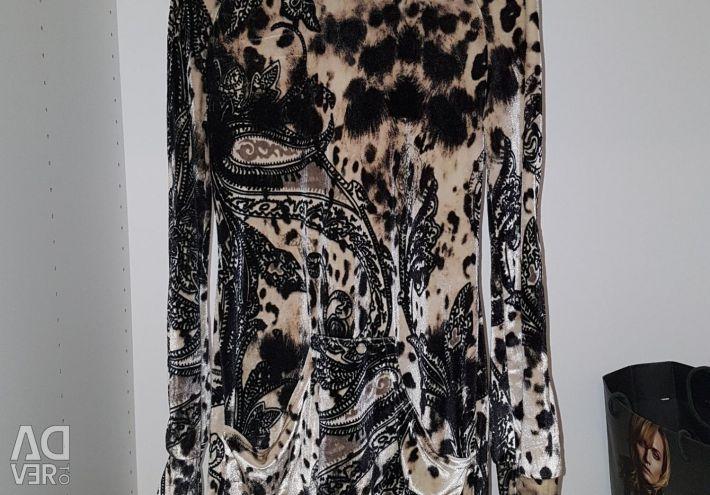 Rochie tunică catifea catifea 44-46