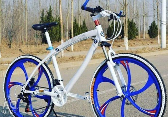 Ποδήλατα σε χυτούς τροχούς