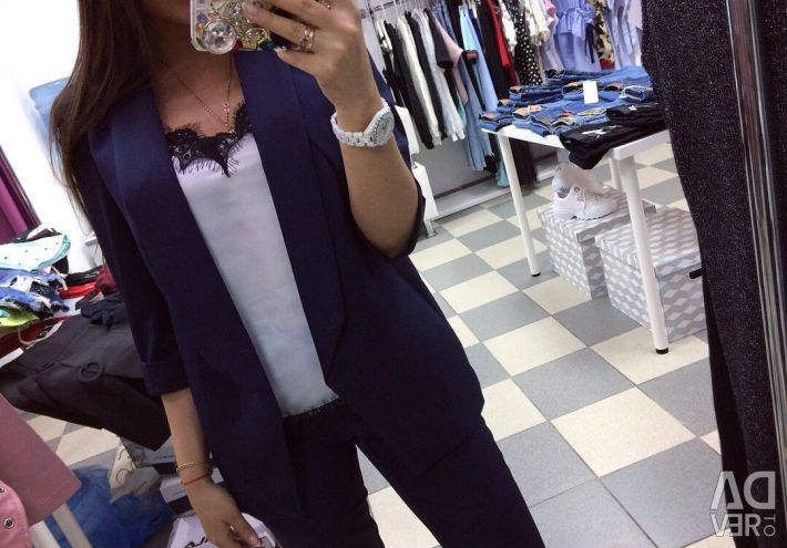 Jacket + trousers, all sizes