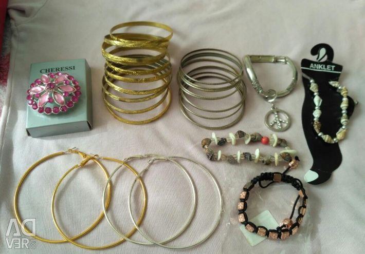 Bijouterie.Bracelets