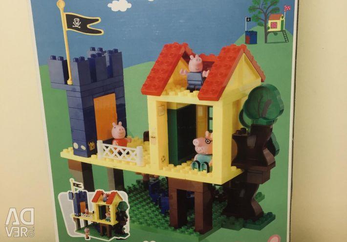 Κατασκευαστής Peppa Pig