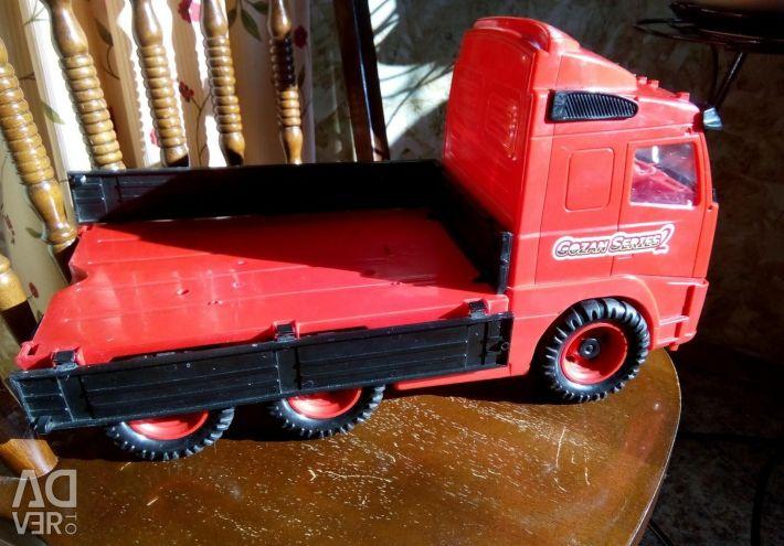 Παιδικό αυτοκίνητο (φορτηγό).