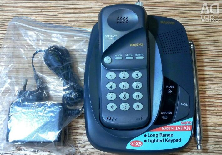 Home phone Sanyo