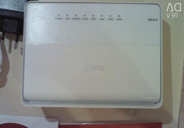 Wl-Fi router DIR-615