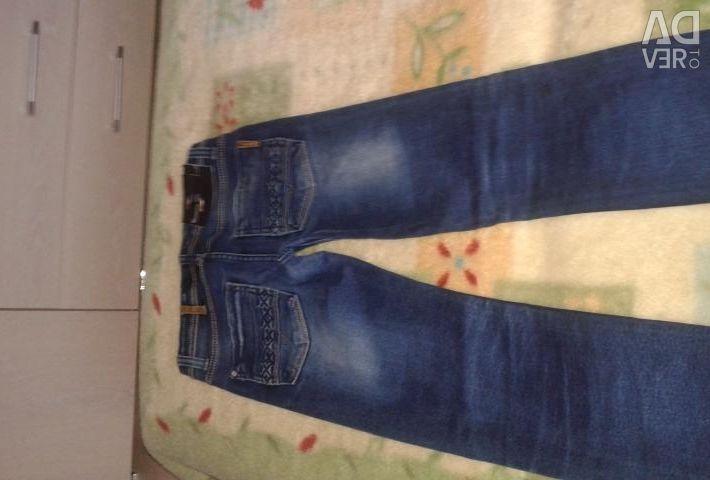 Турецкие джинсы.