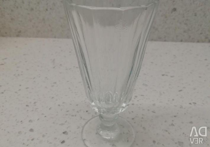 Sticlă de sticlă shot